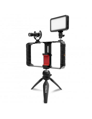 Synco Vlogger Kit 1 zestaw mikrofon...