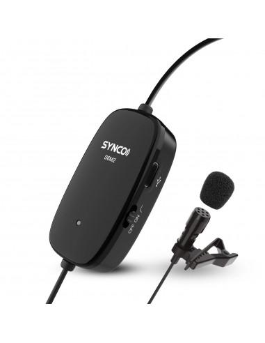 Synco S6M2 mikrofon krawatowy z...