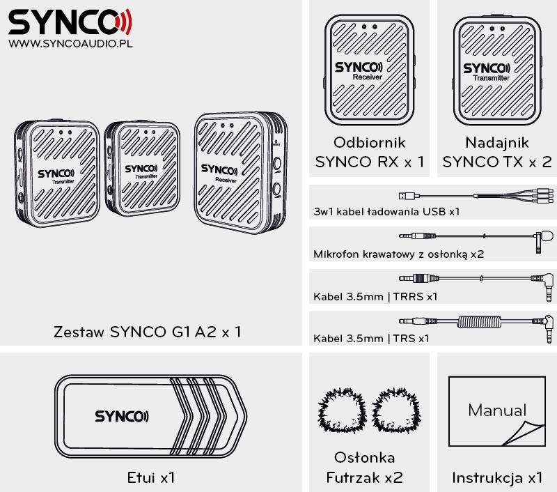 Synco G1 A2