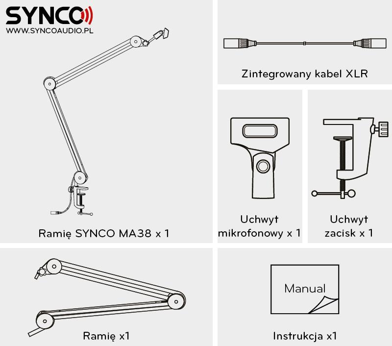 Synco MA38