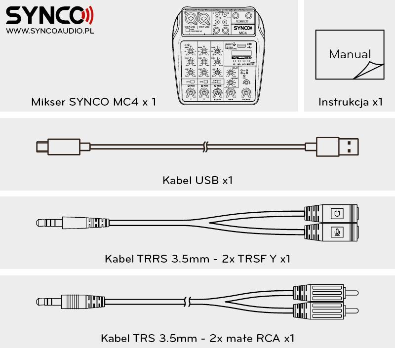 Synco MC4