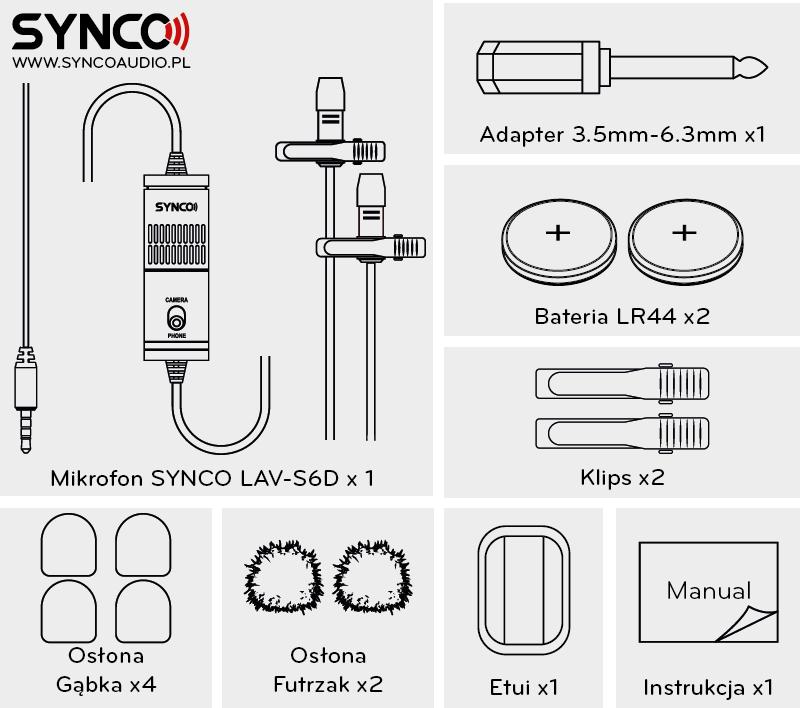 Synco S6D