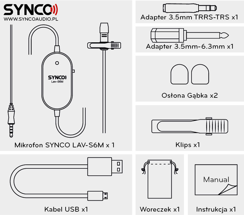 Synco S6M